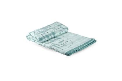 Bed Blanket 1500mm Queen Size Aircon Bedroom Blanket Warm Blanket (150x200cm) - 9104X